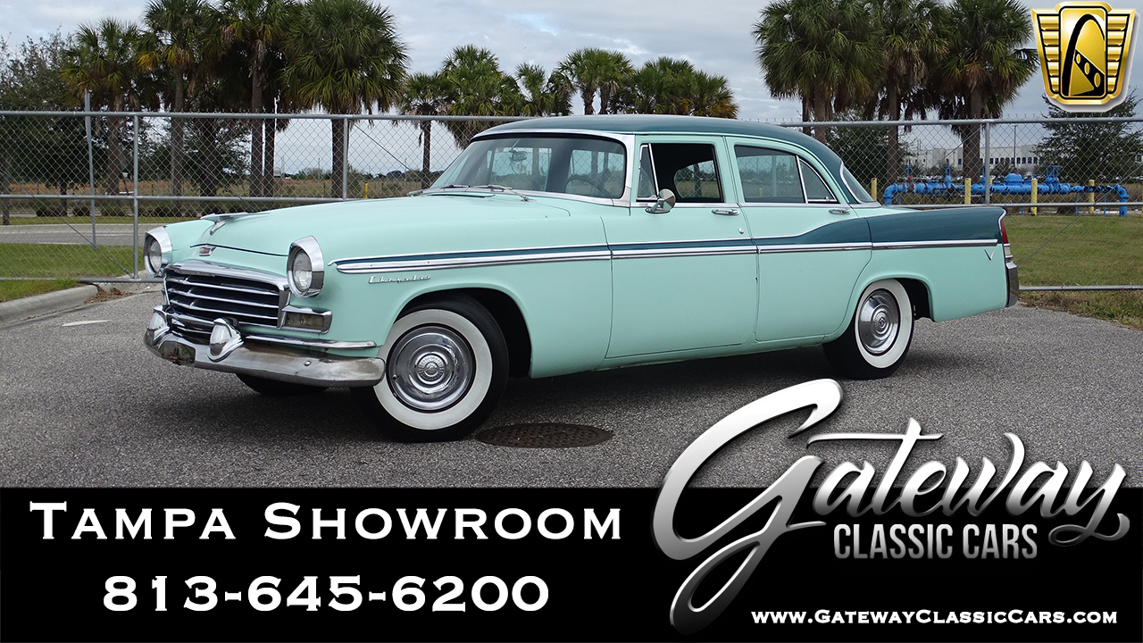 1956 Chrysler Windsor Gateway Classic Cars 1427 Tpa