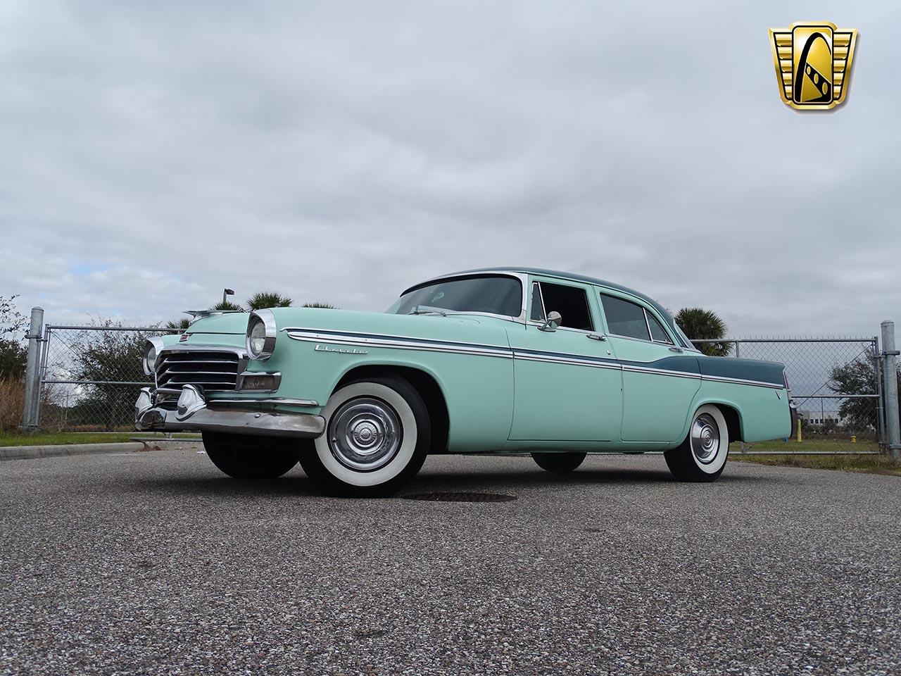1956 Chrysler Windsor 2