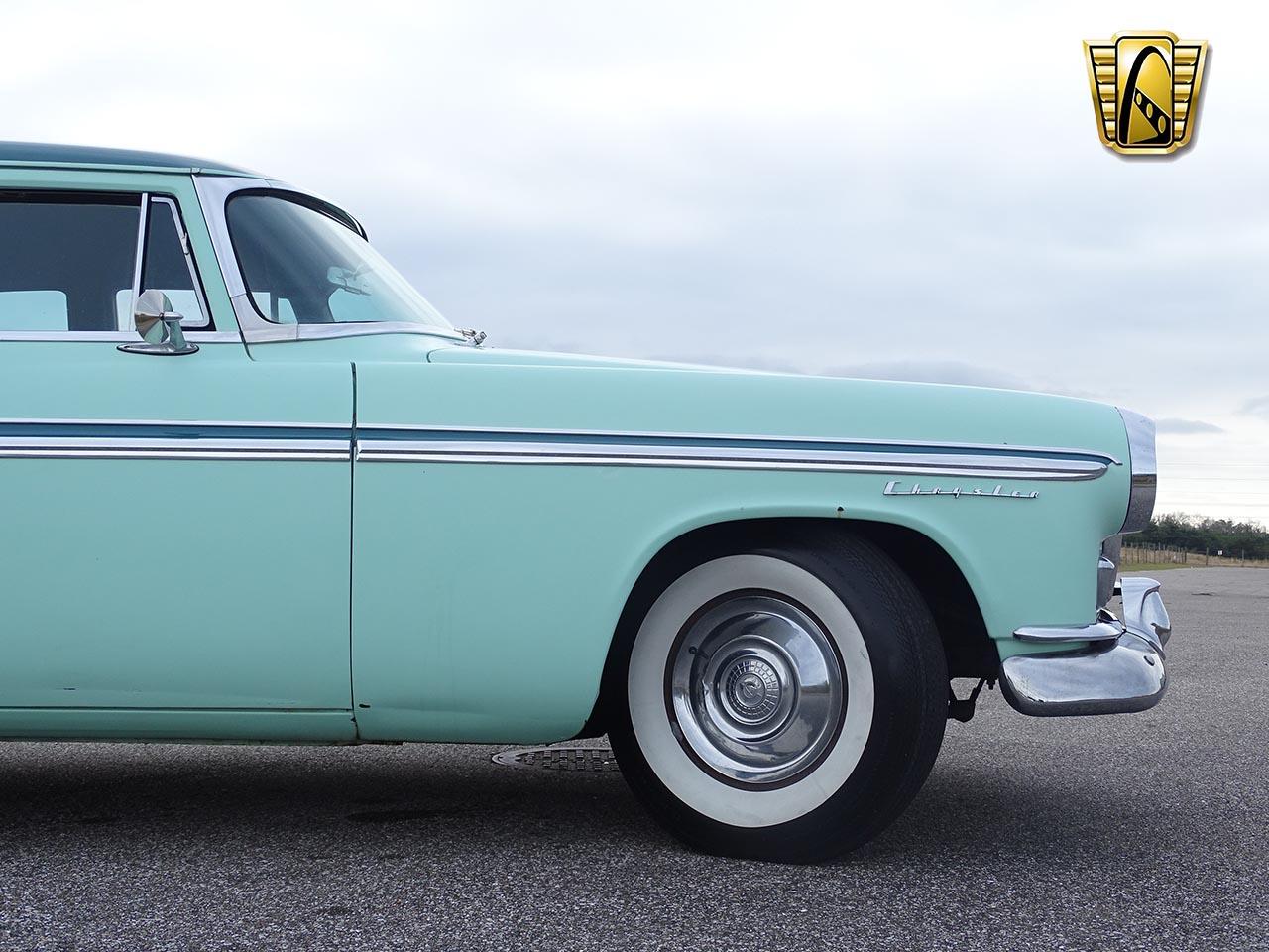 1956 Chrysler Windsor 8