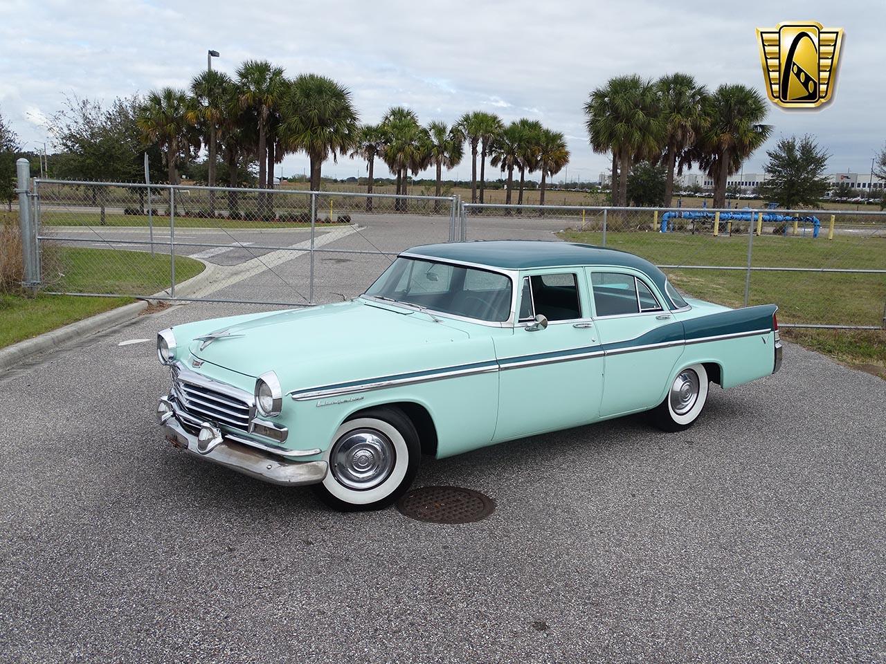1956 Chrysler Windsor 12