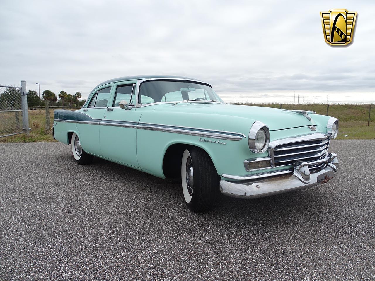 1956 Chrysler Windsor 37