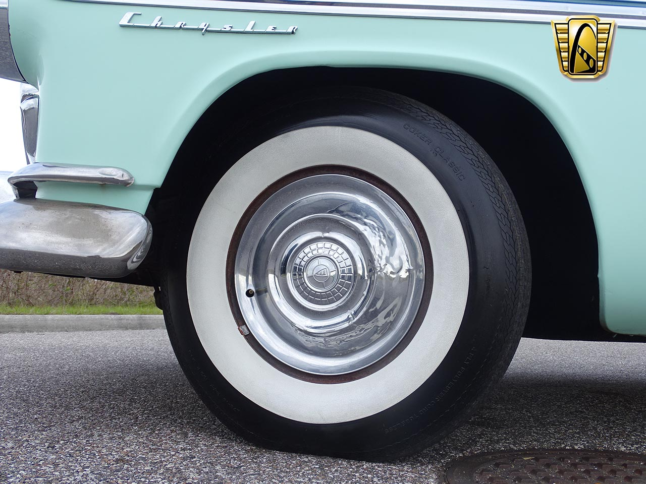 1956 Chrysler Windsor 40