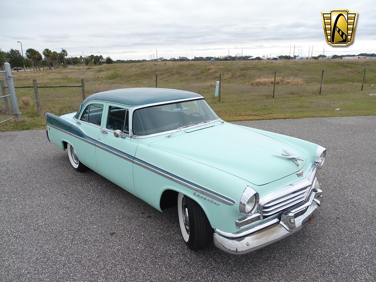 1956 Chrysler Windsor 42