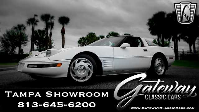 1993 Chevrolet Corvette<br><span style='font-size: large; font-style: italic'><b>  </b></span>
