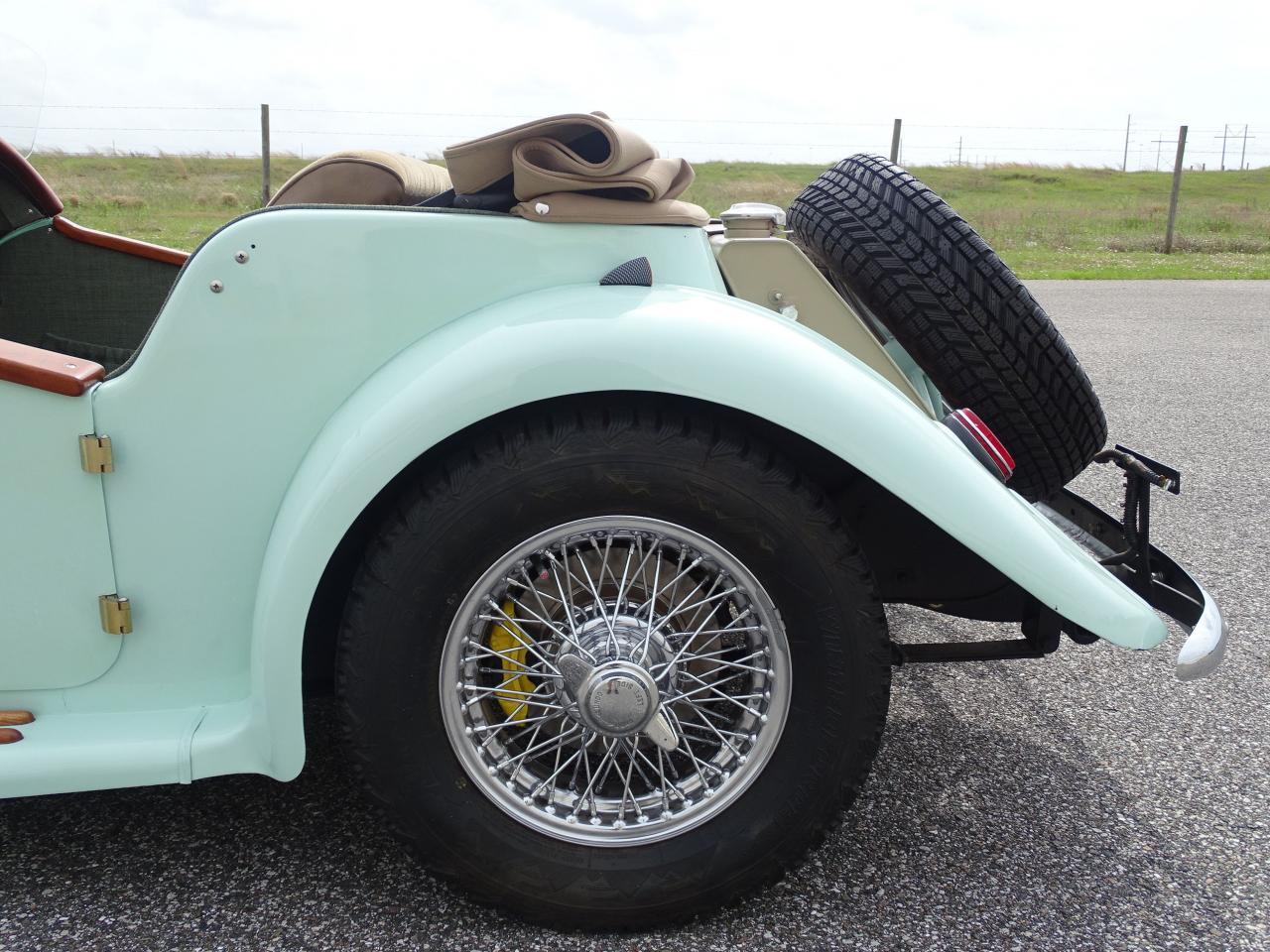 1954 MG TF 3