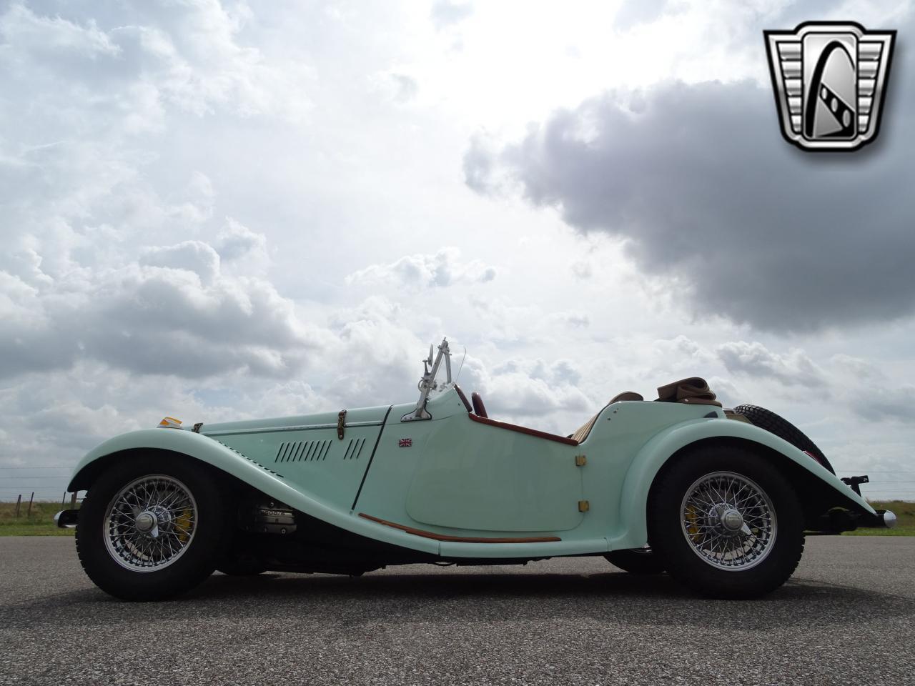 1954 MG TF 13