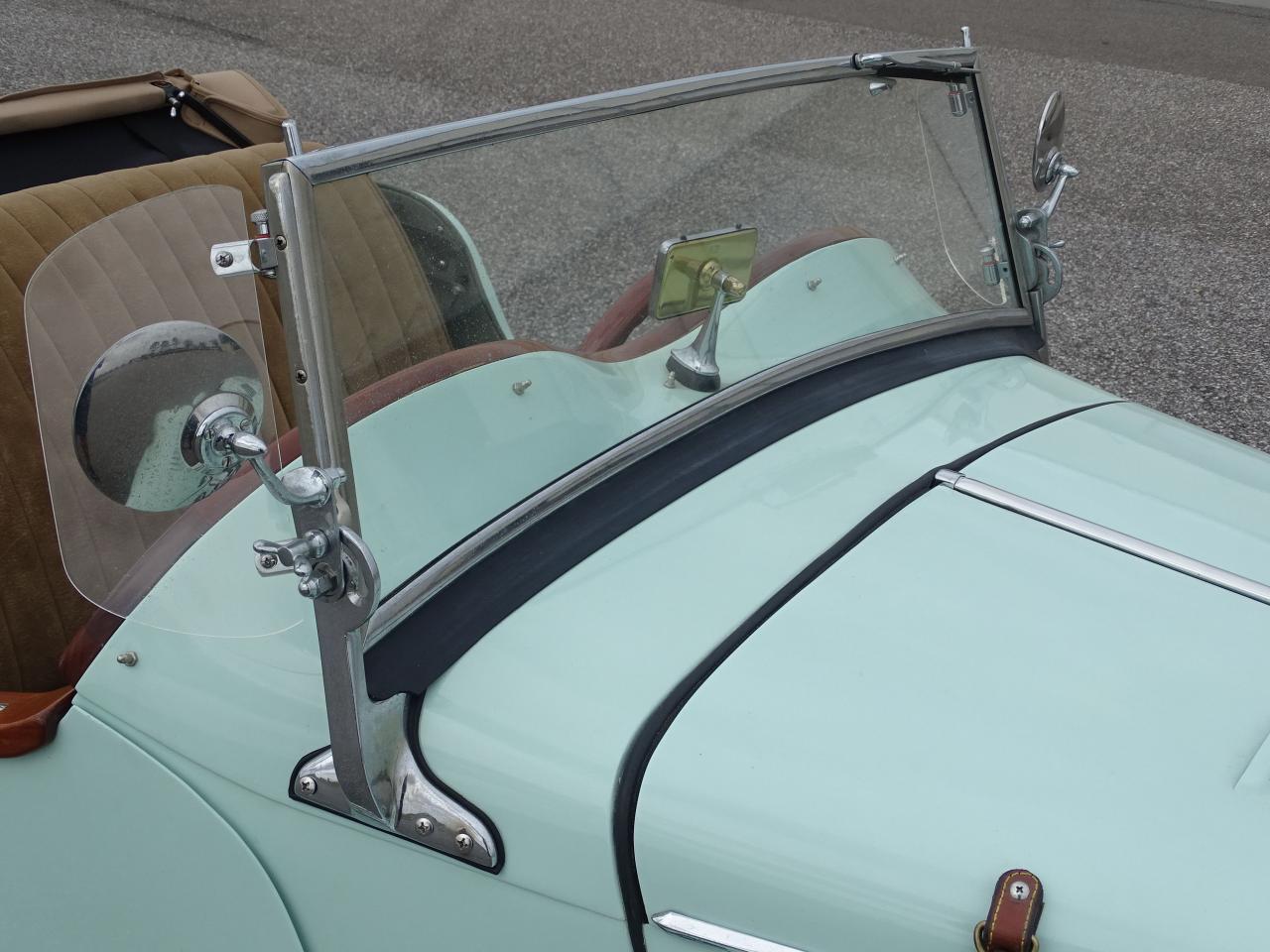 1954 MG TF 15