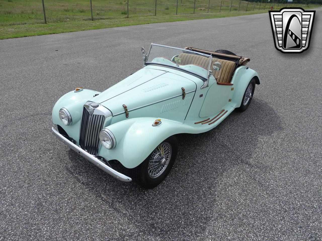 1954 MG TF 17