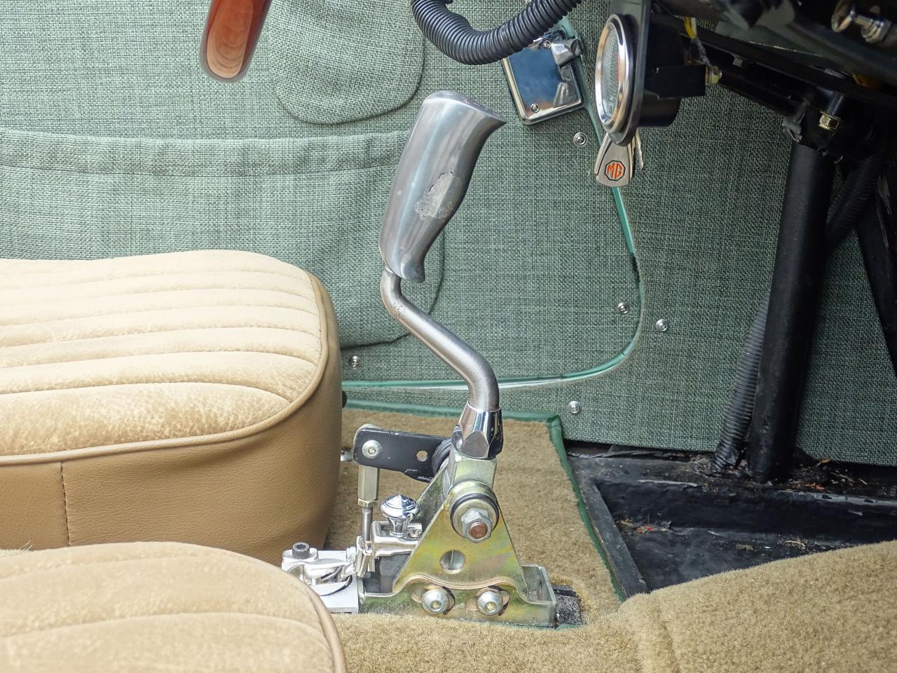 1954 MG TF 28