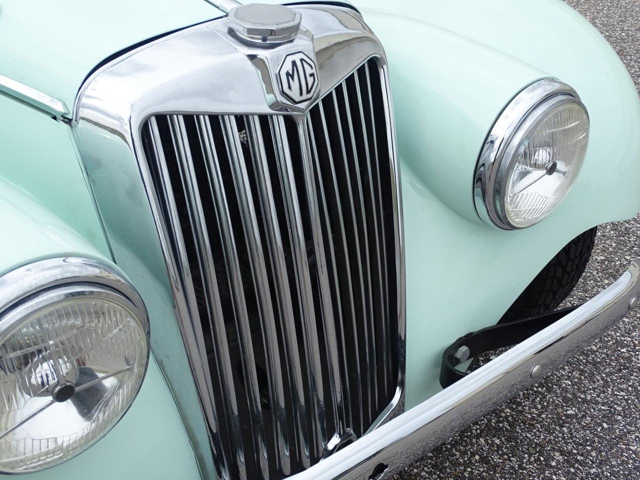 1954 MG TF 31