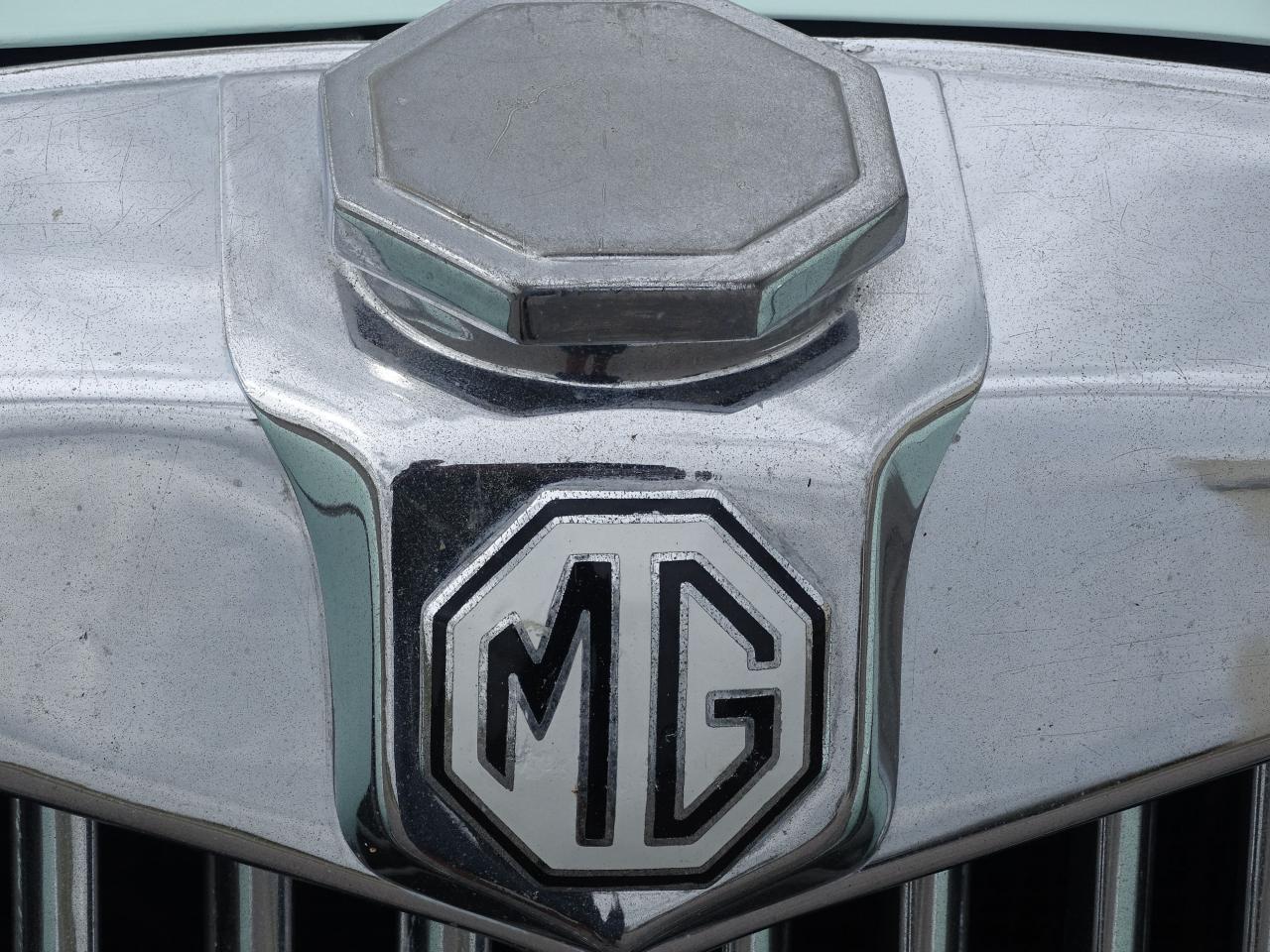 1954 MG TF 35