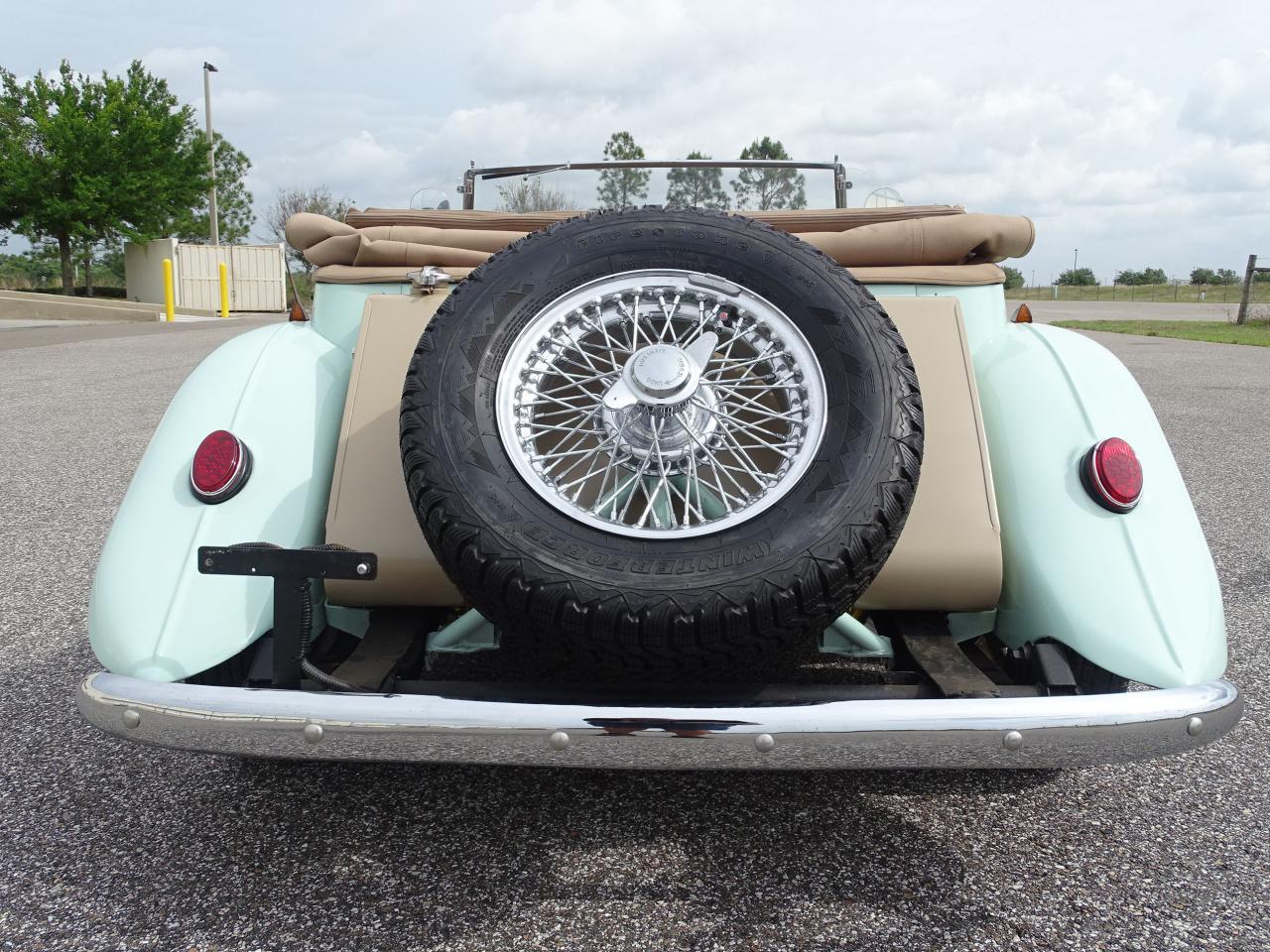 1954 MG TF 38