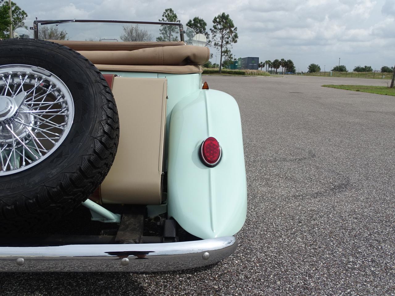 1954 MG TF 42