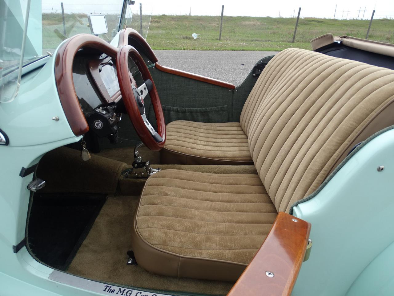 1954 MG TF 44