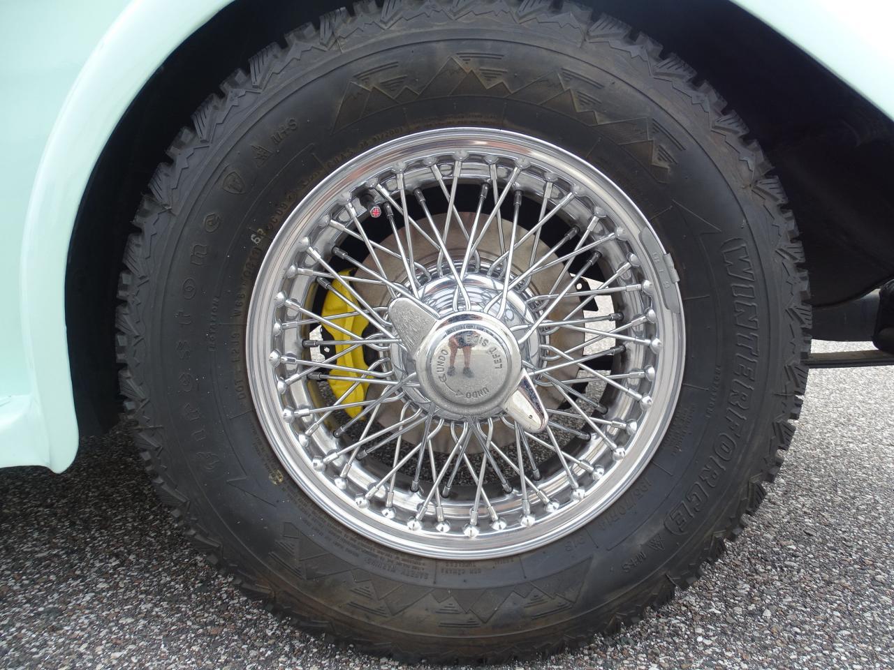 1954 MG TF 60