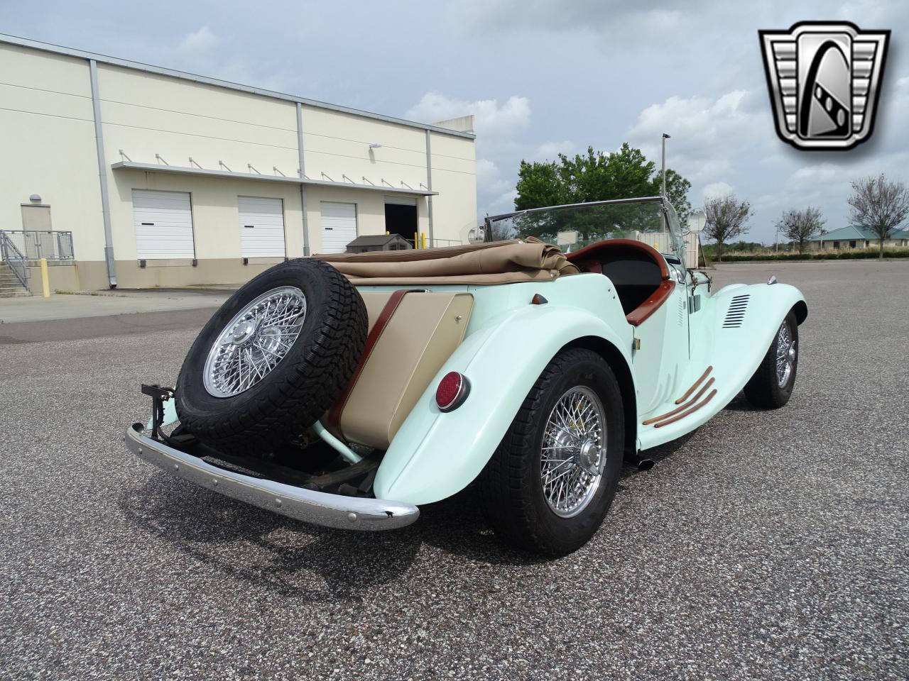 1954 MG TF 69
