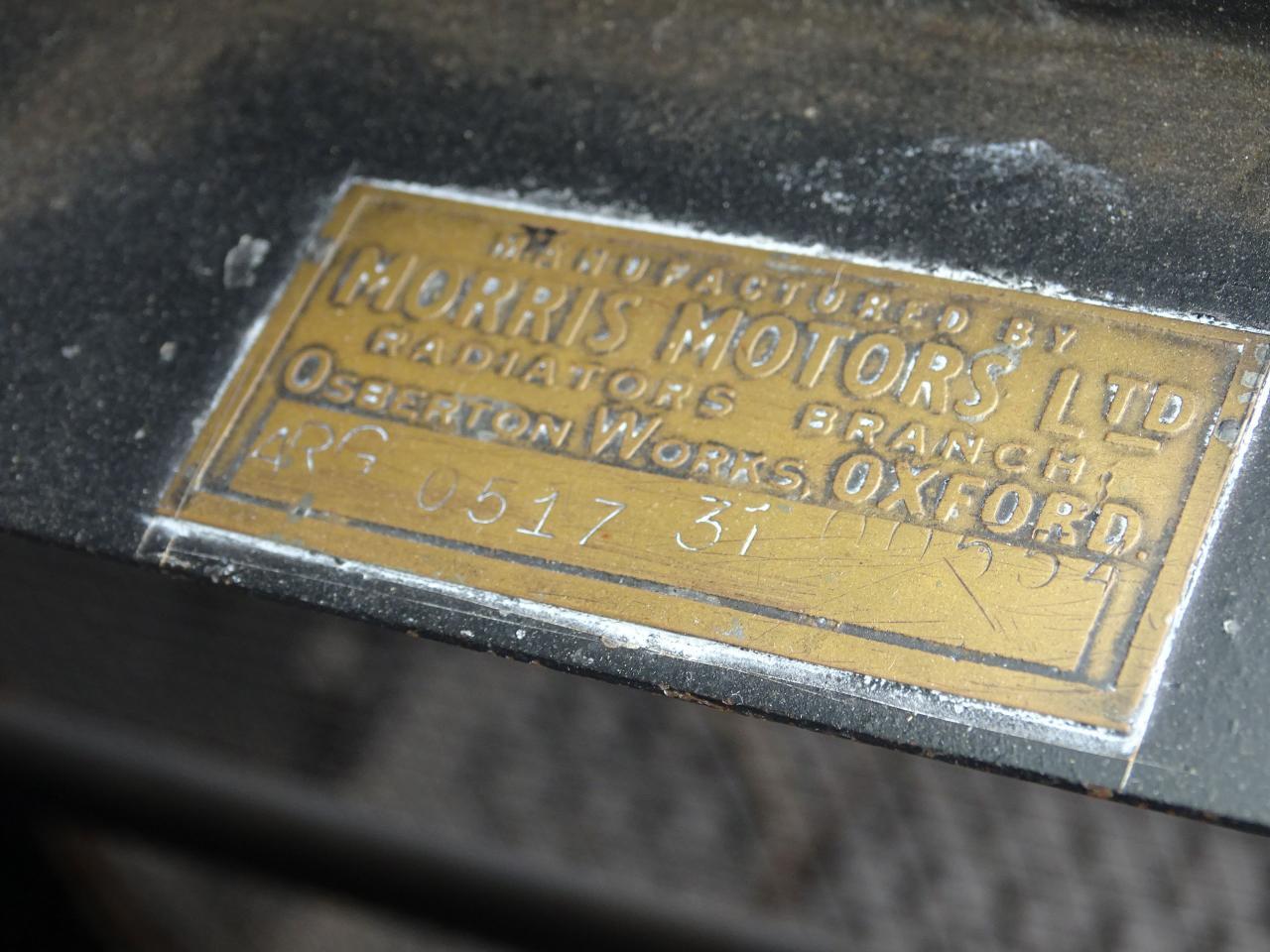 1954 MG TF 71