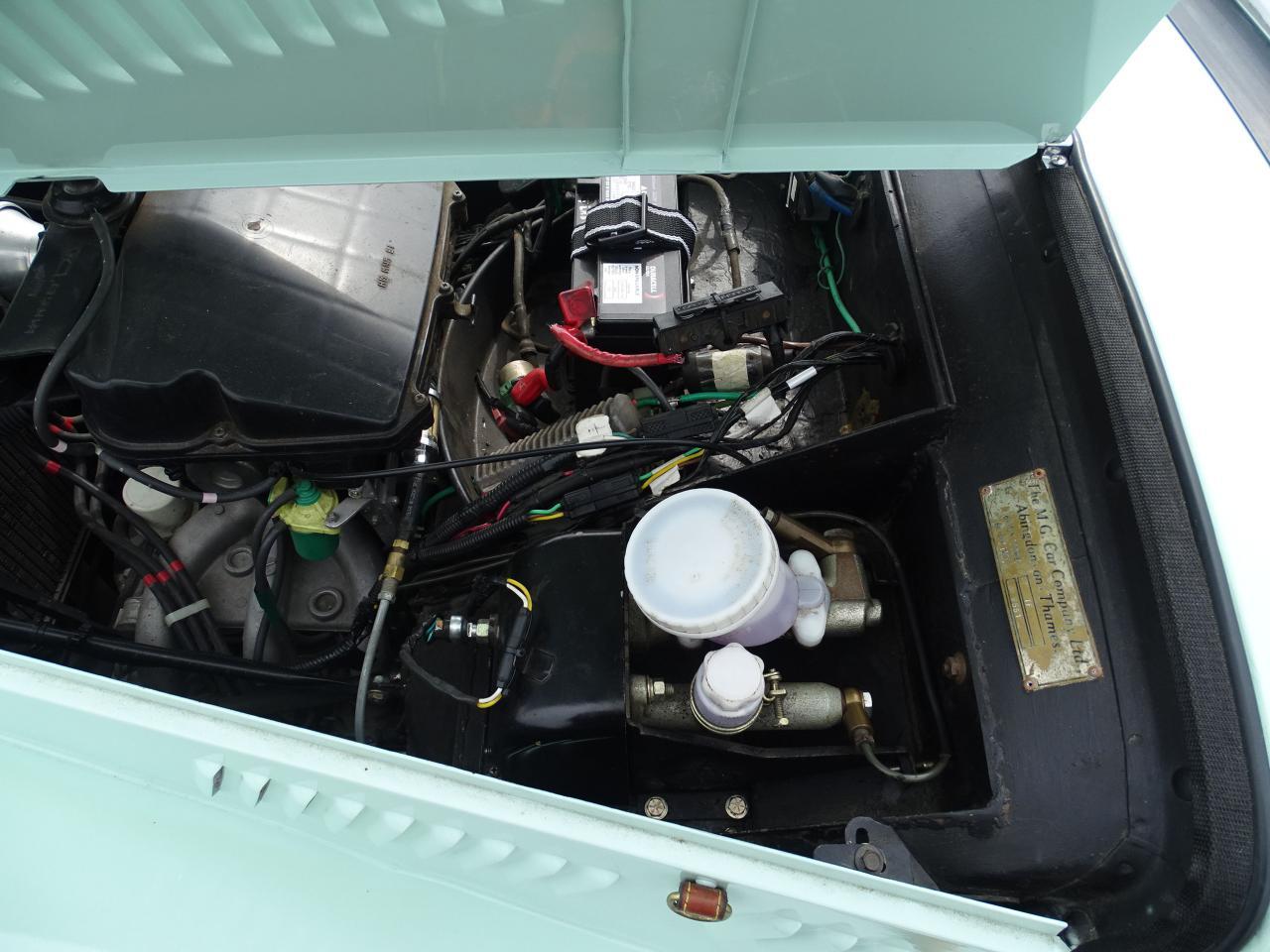 1954 MG TF 72