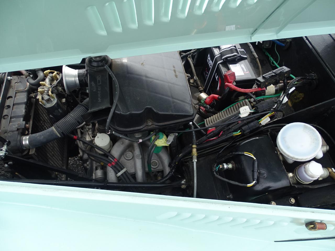1954 MG TF 76