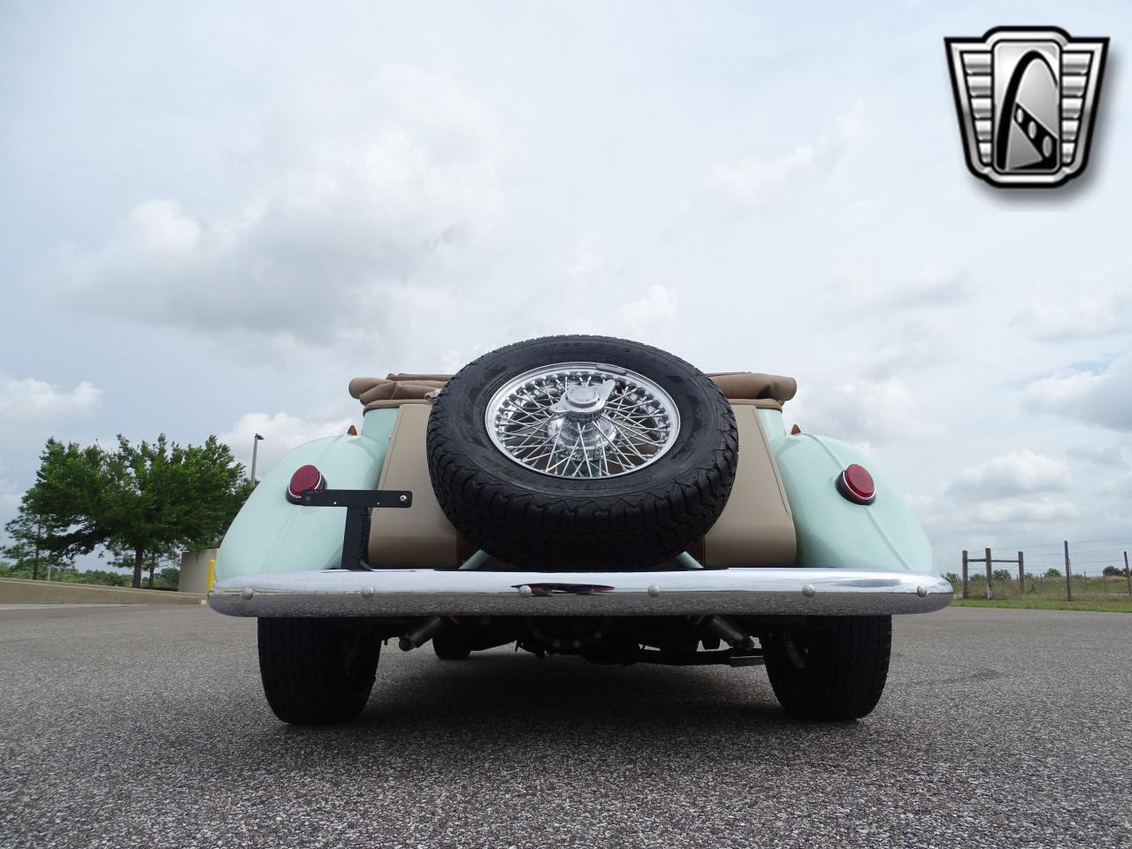 1954 MG TF 85