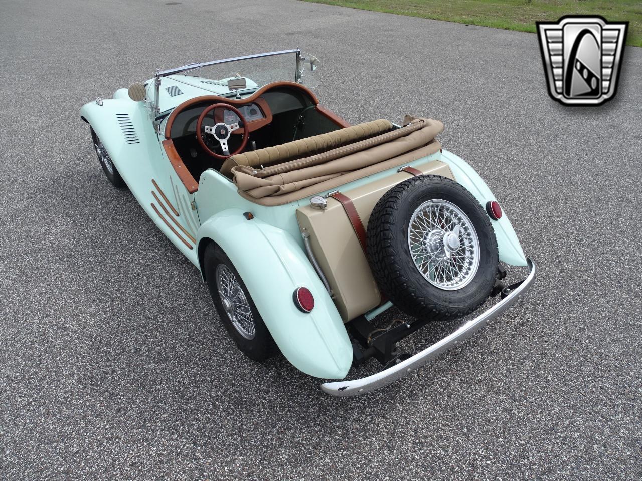 1954 MG TF 89