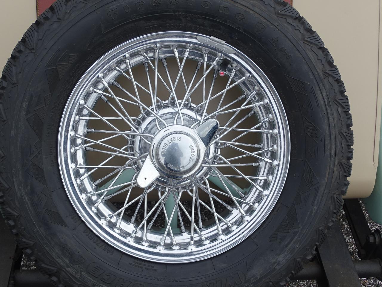 1954 MG TF 98