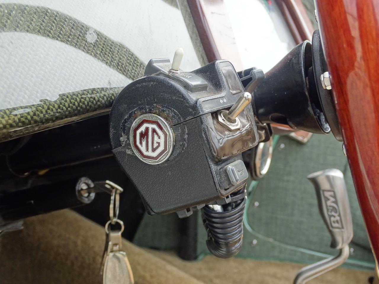 1954 MG TF 99