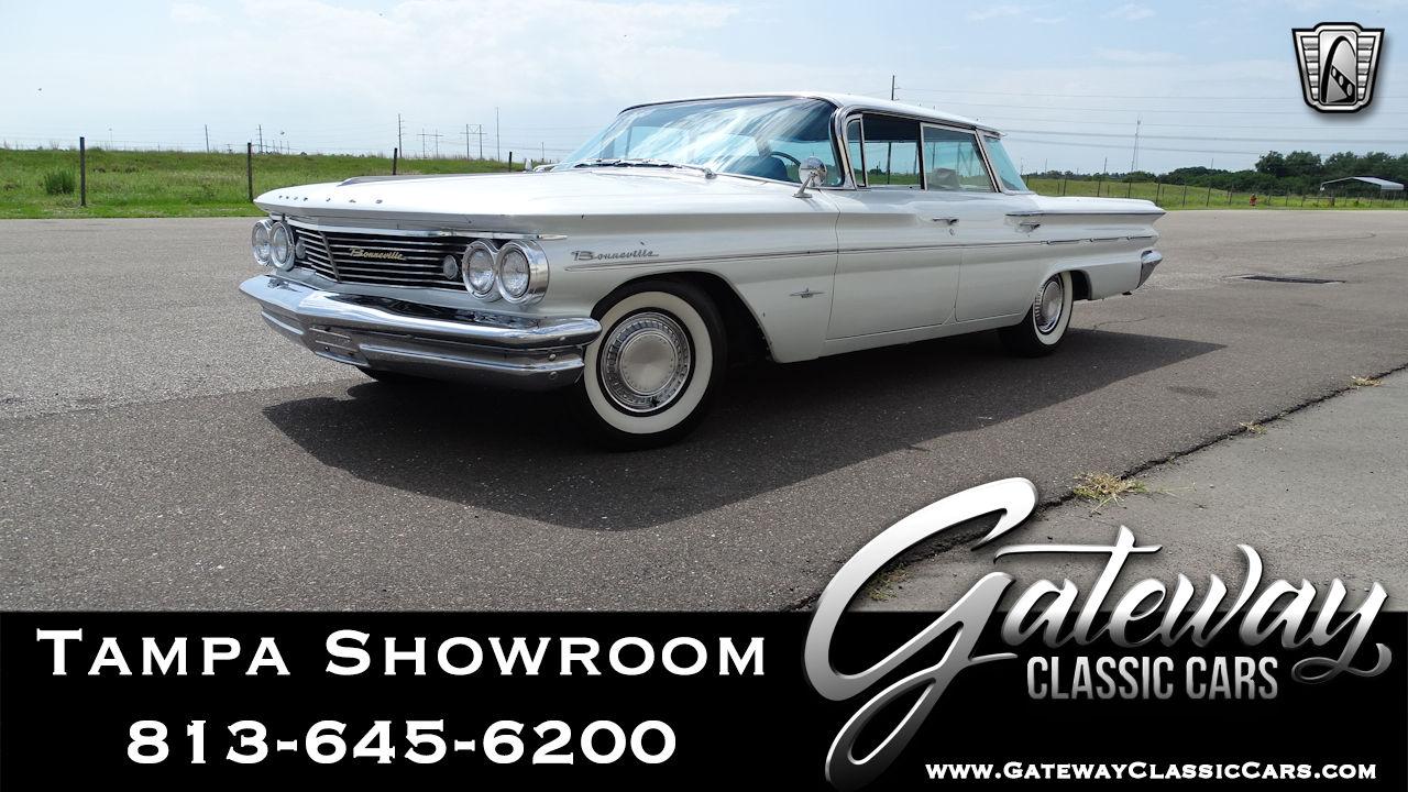 Used 1960 Pontiac Bonneville