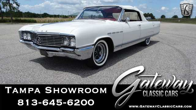1964 Buick Electra <br><span style='font-size: large; font-style: italic'><b>225 </b></span>
