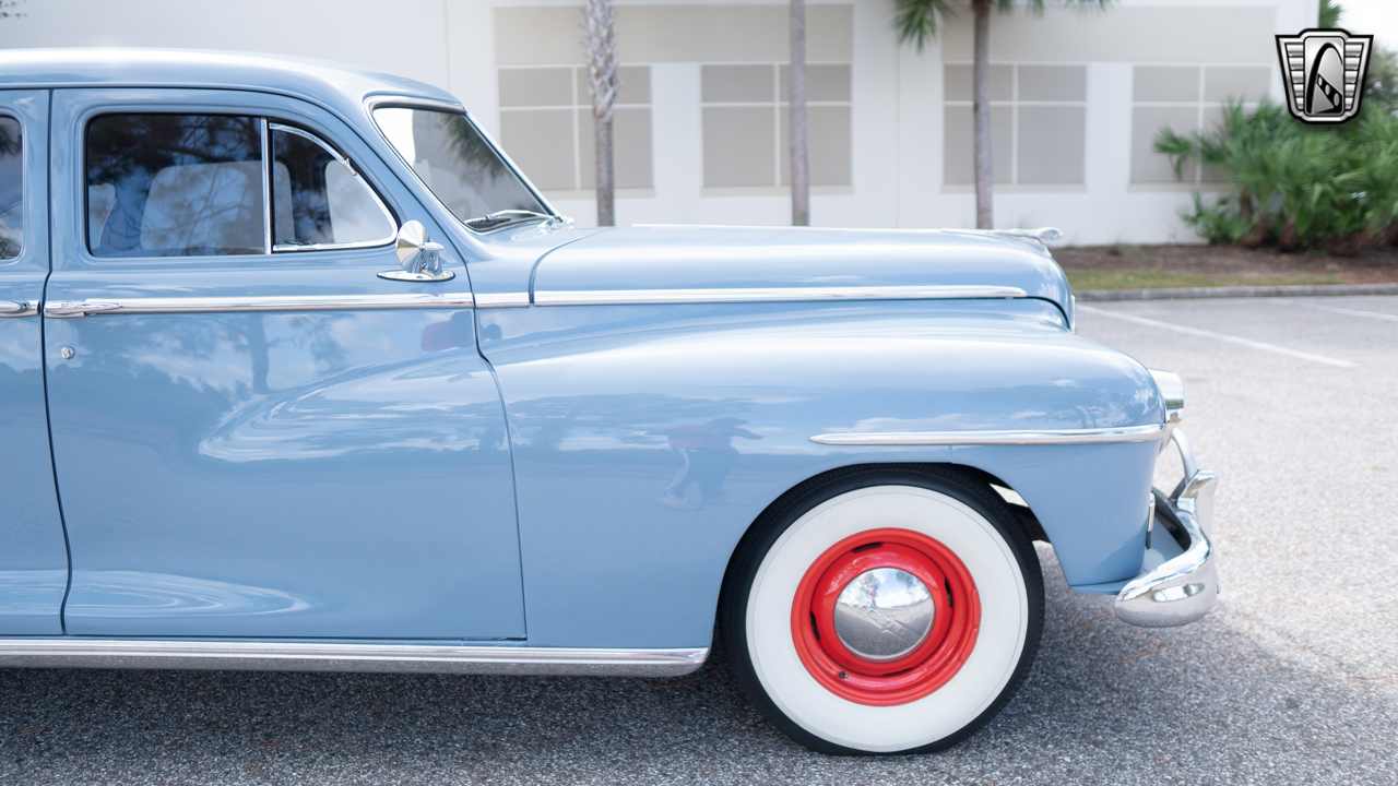 1948 Dodge Deluxe 5