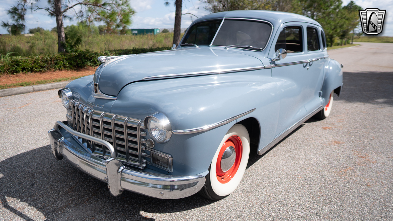 1948 Dodge Deluxe 6