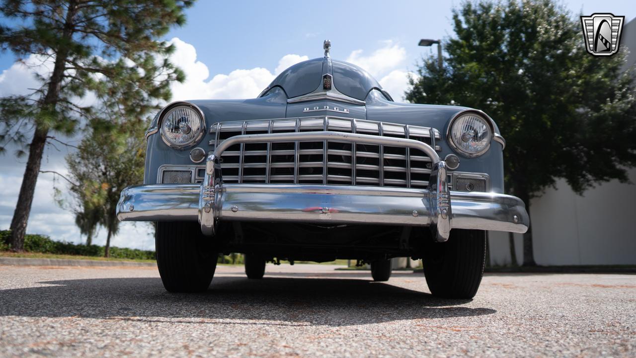 1948 Dodge Deluxe 8