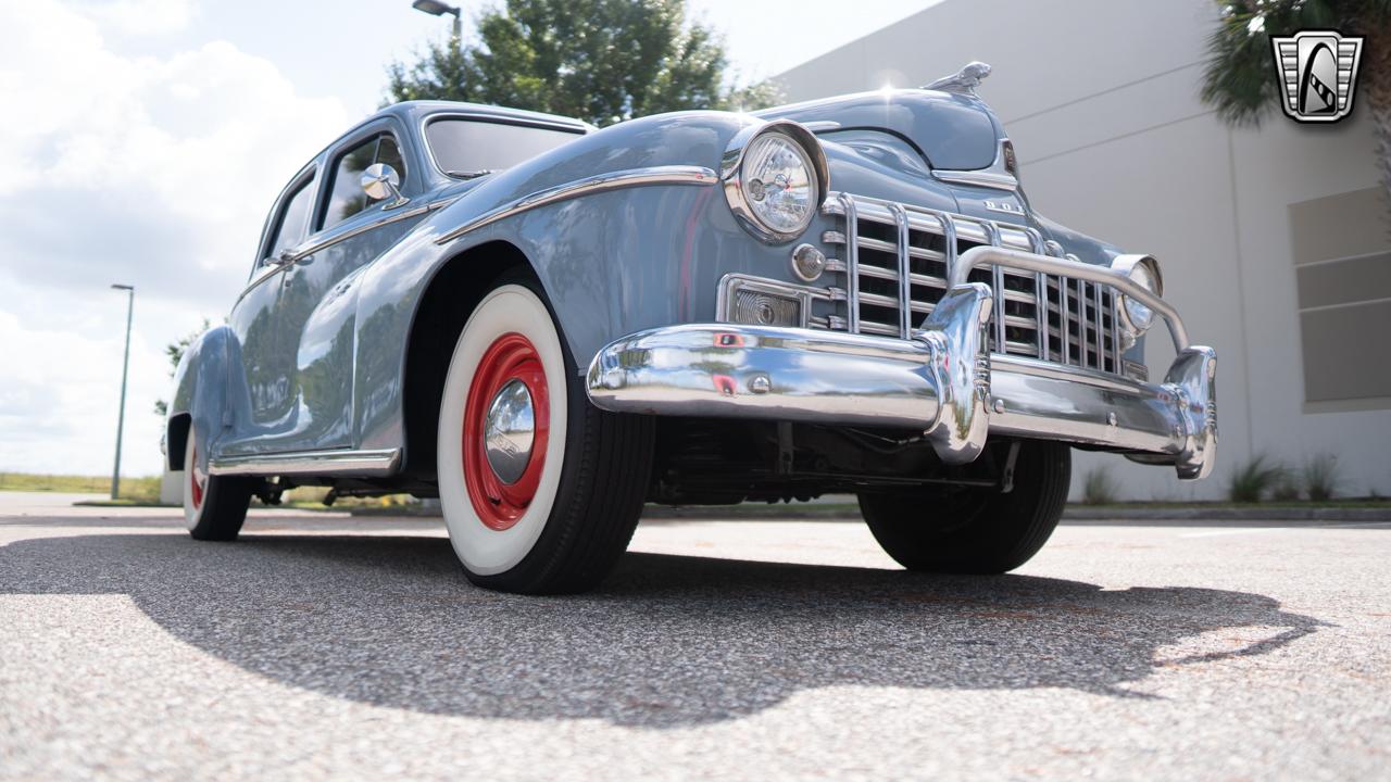 1948 Dodge Deluxe 10
