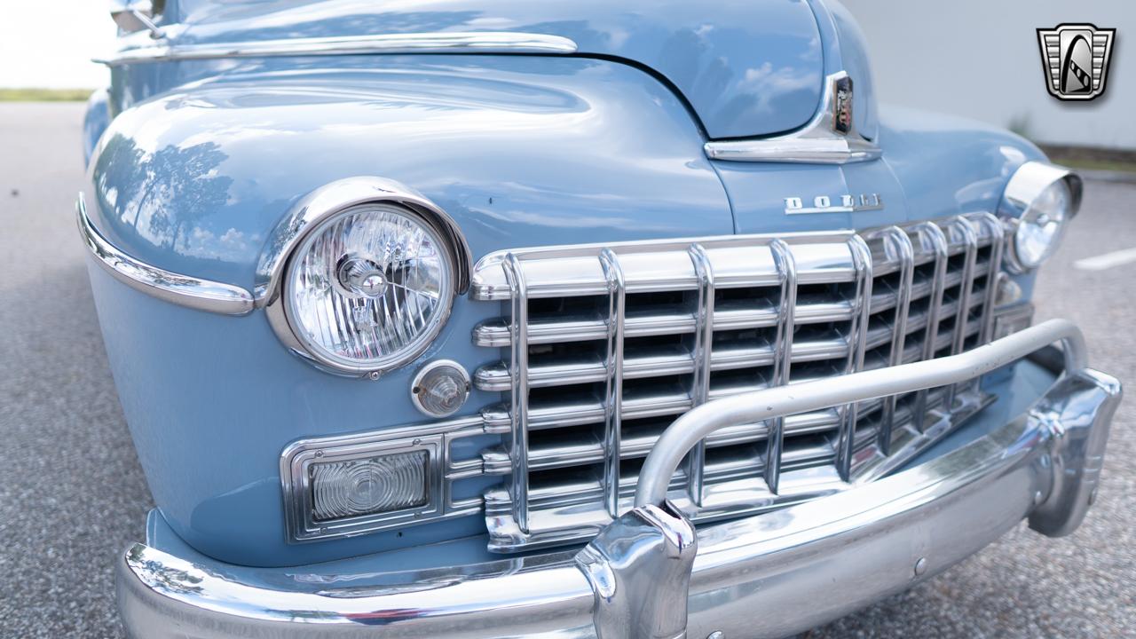 1948 Dodge Deluxe 11