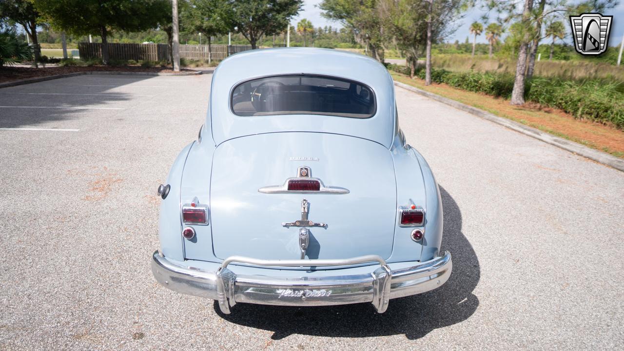1948 Dodge Deluxe 20