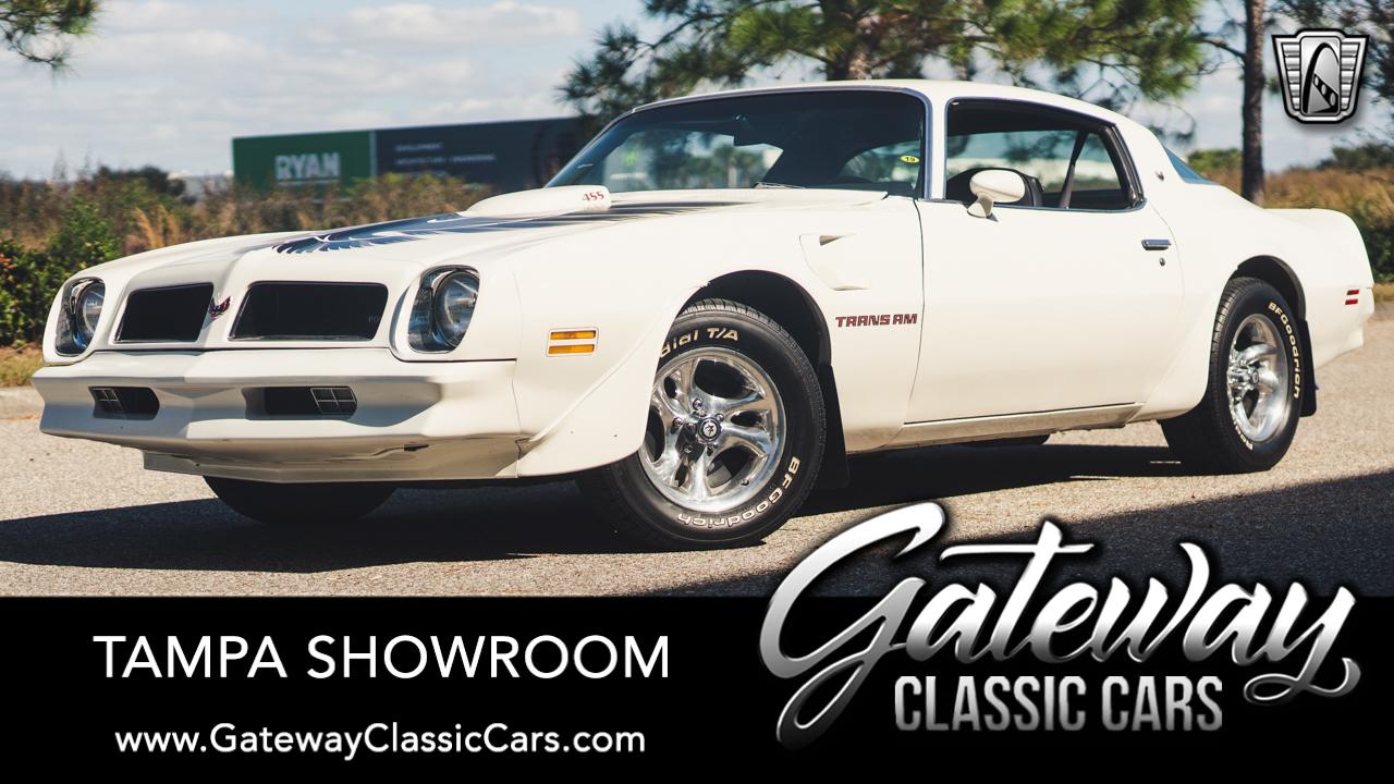Used 1976 Pontiac Firebird