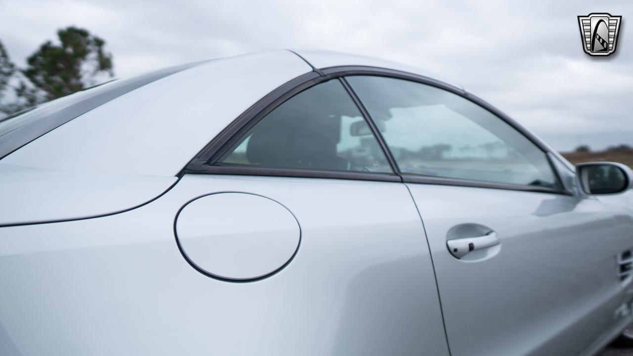 2007 Mercedes-Benz SL600 5