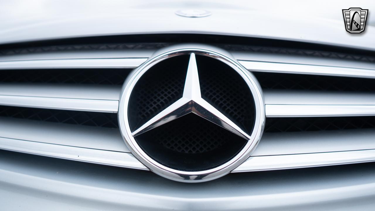 2007 Mercedes-Benz SL600 6