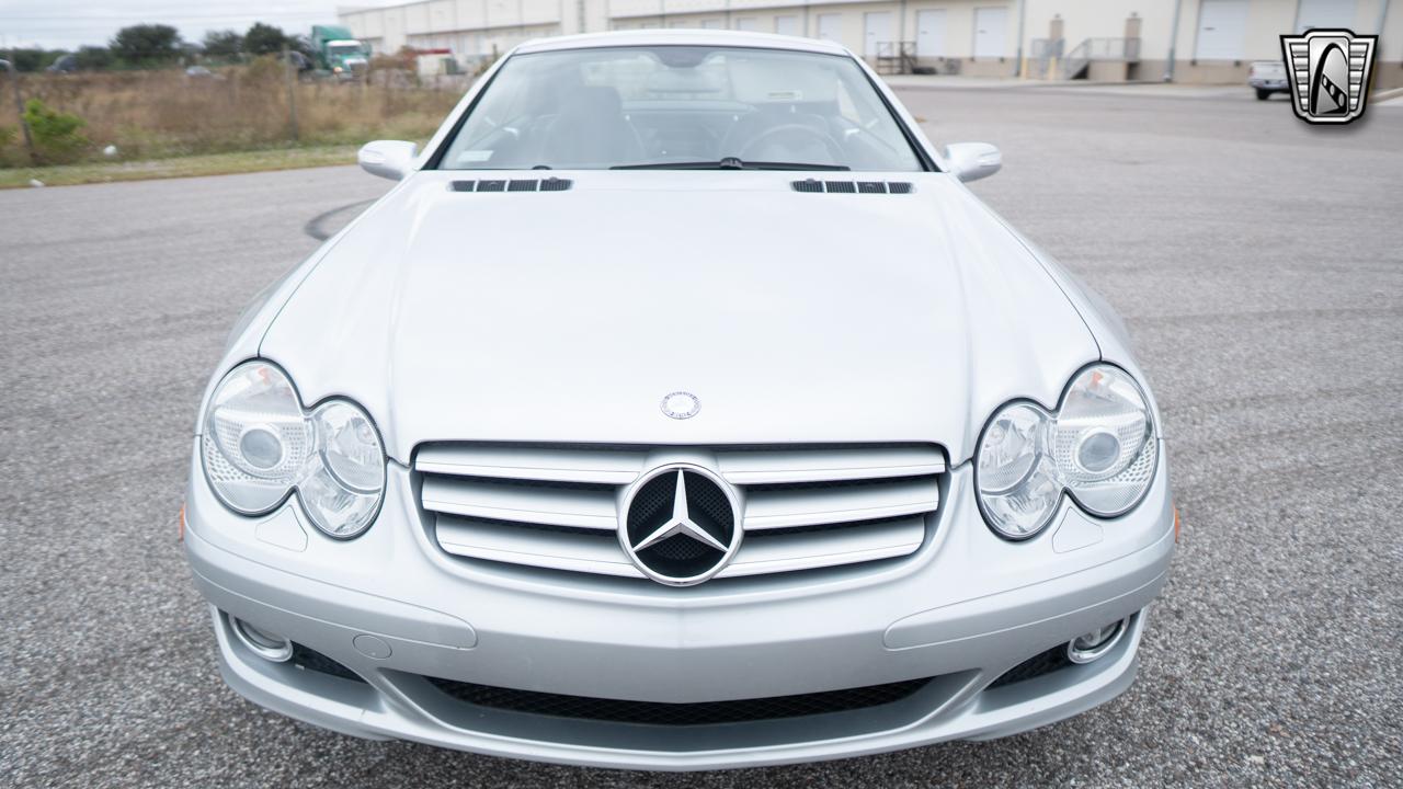 2007 Mercedes-Benz SL600 8
