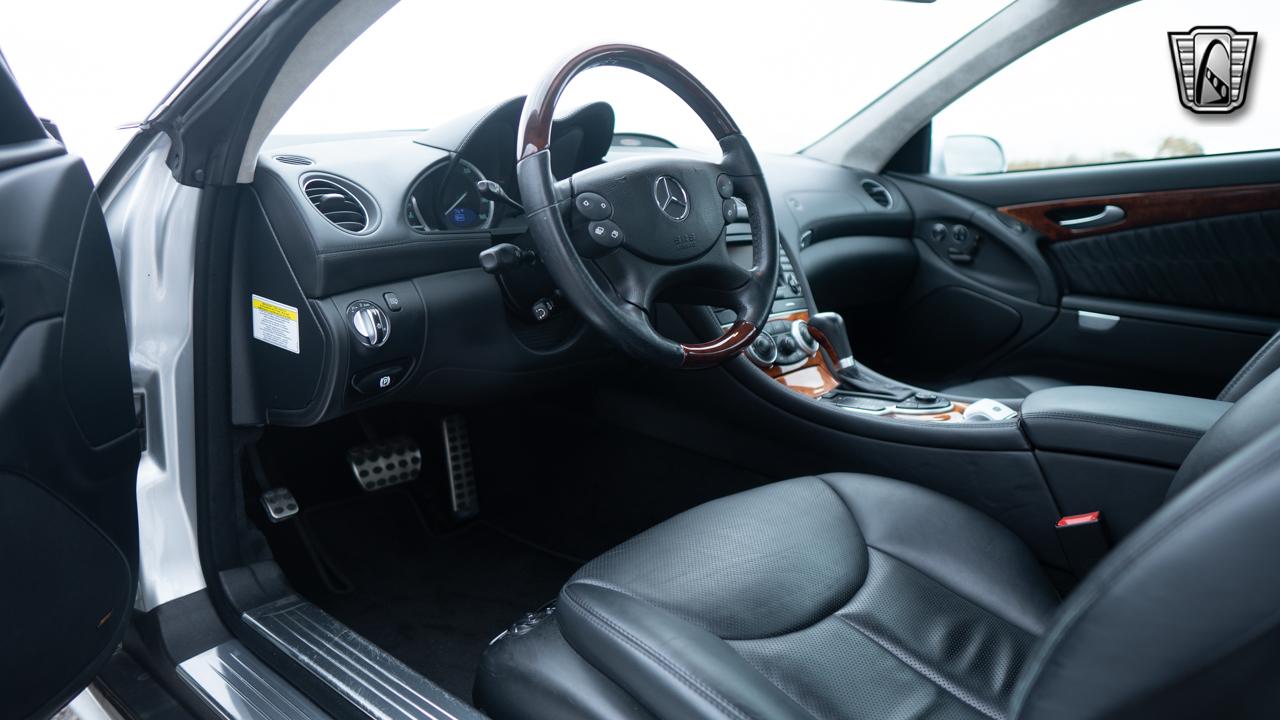 2007 Mercedes-Benz SL600 12