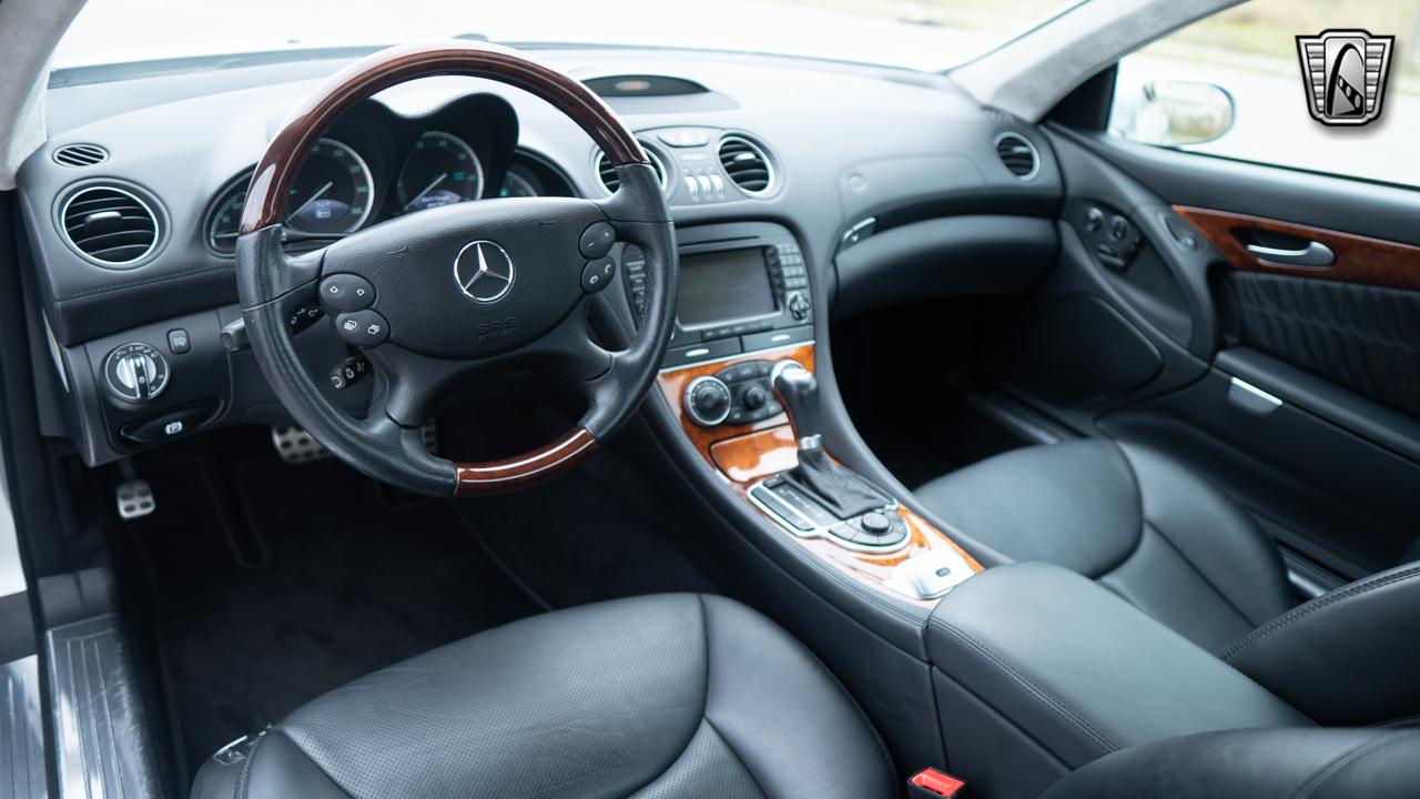 2007 Mercedes-Benz SL600 14