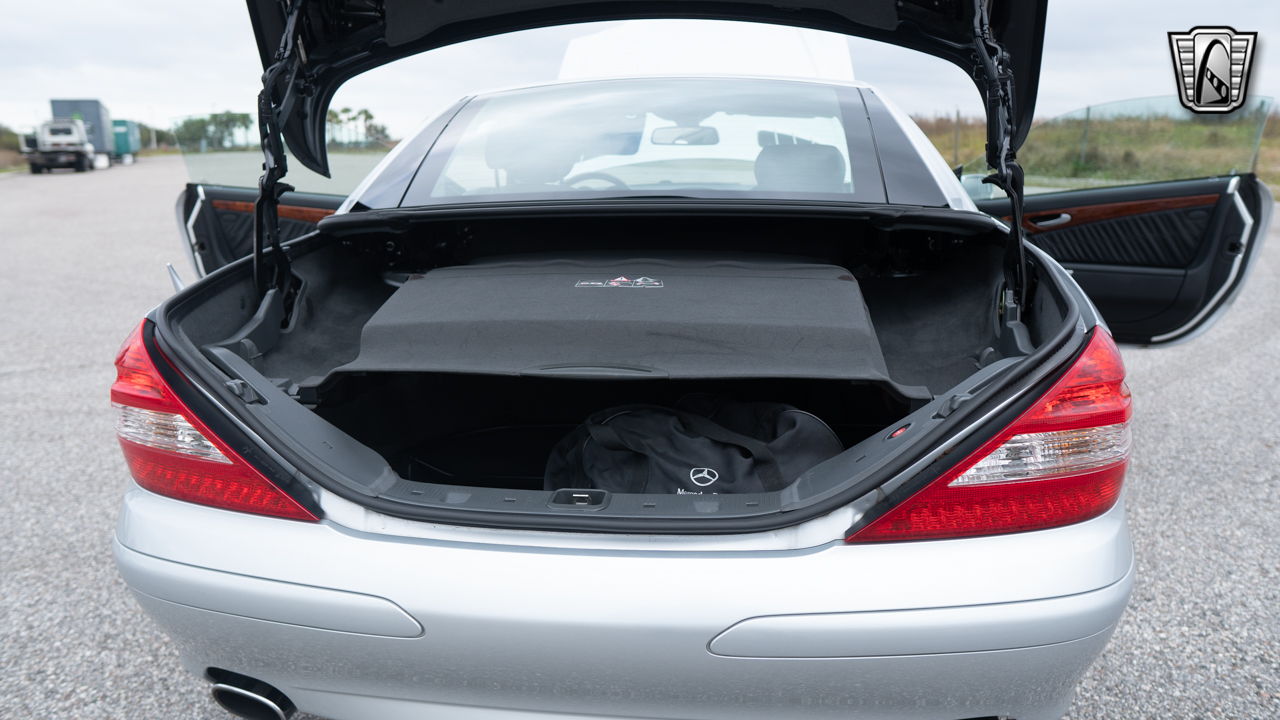 2007 Mercedes-Benz SL600 18