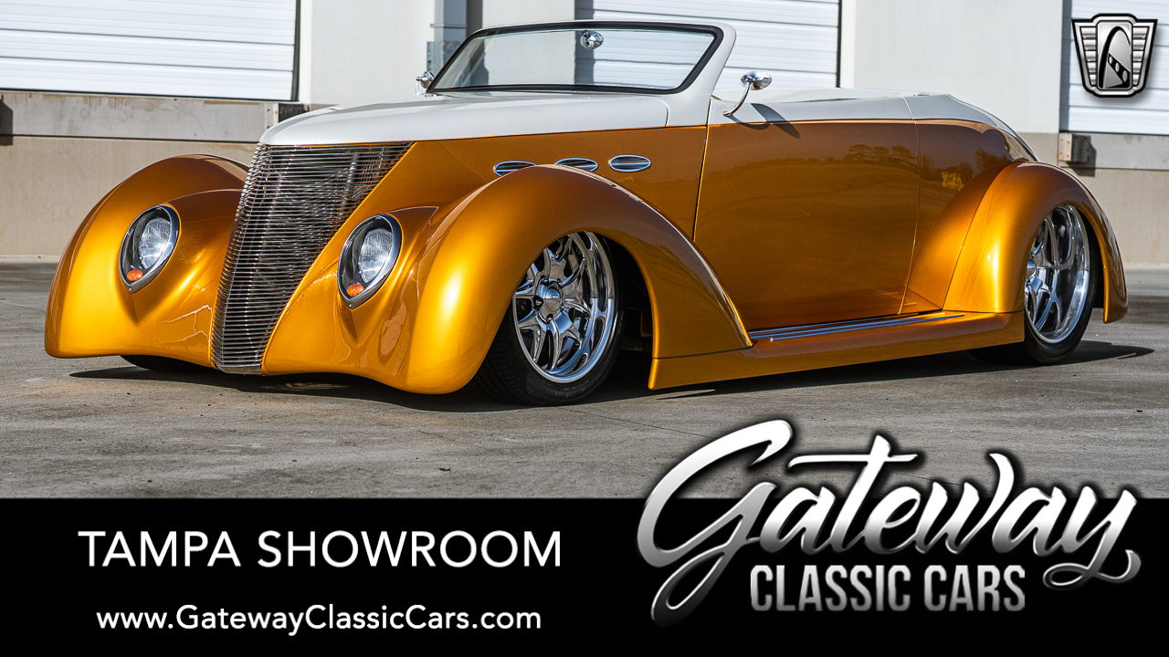 Used 1937 Ford Convertible