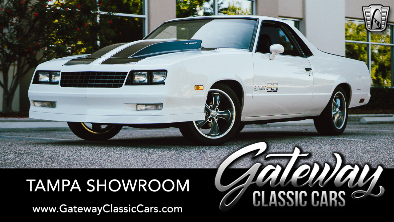 1984 chevrolet monte carlo ss for sale gateway classic cars 24311 1984 chevrolet el camino ss tribute