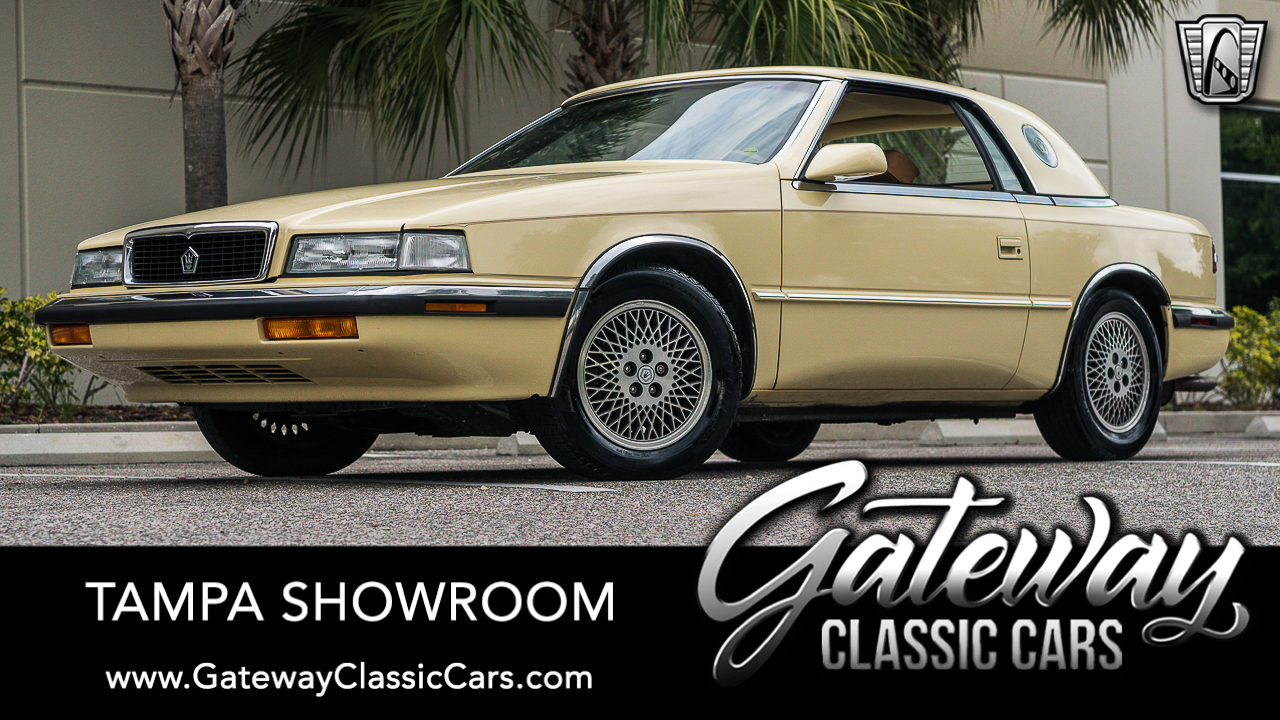 Used 1989 Chrysler TC
