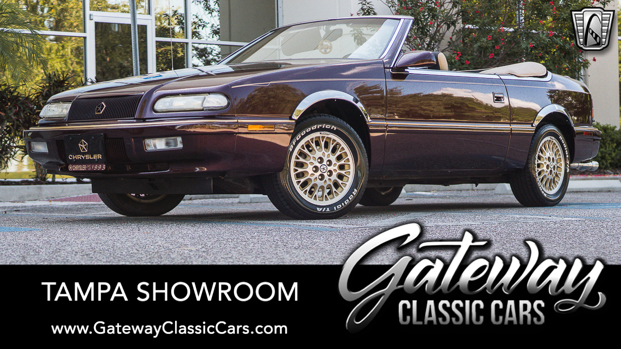 Used 1993 Chrysler Lebaron