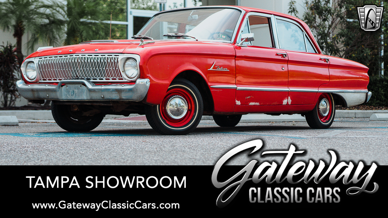 Used 1962 Ford Falcon