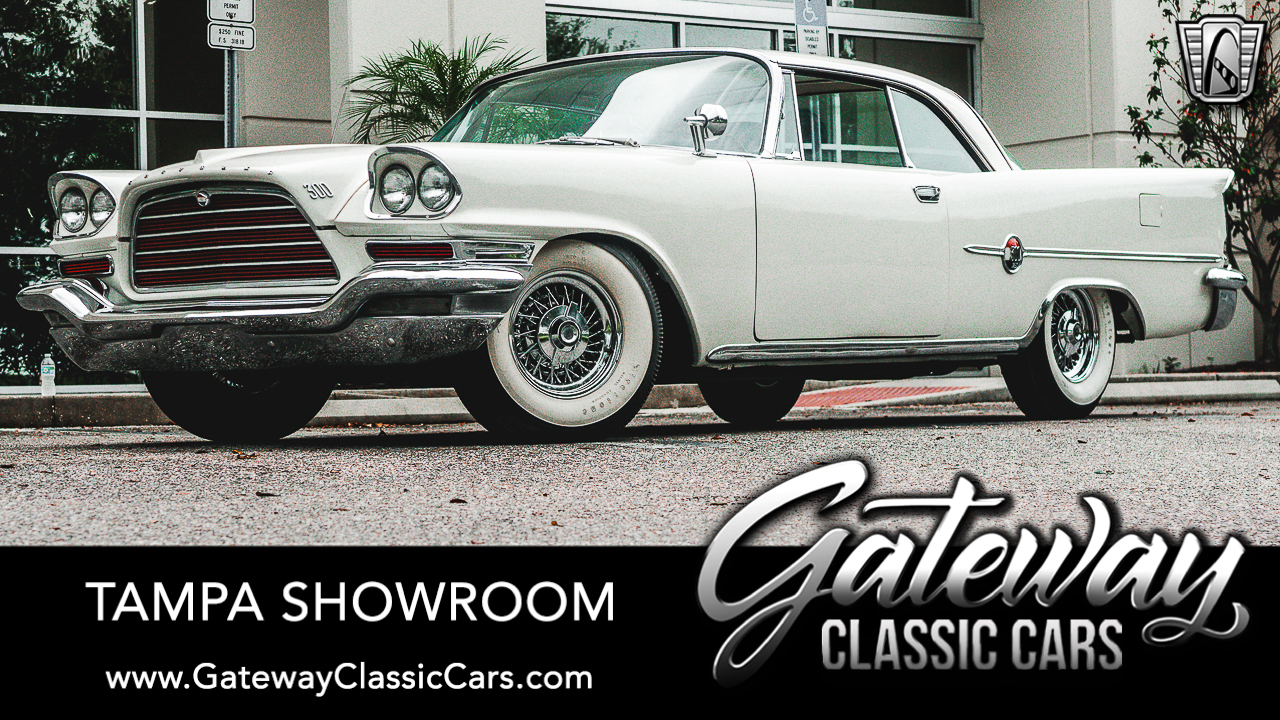 Used 1959 Chrysler 300E