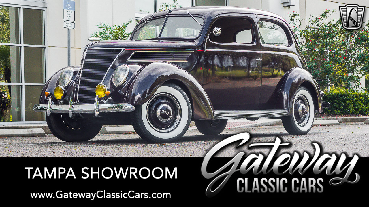 Used 1937 Ford Tudor