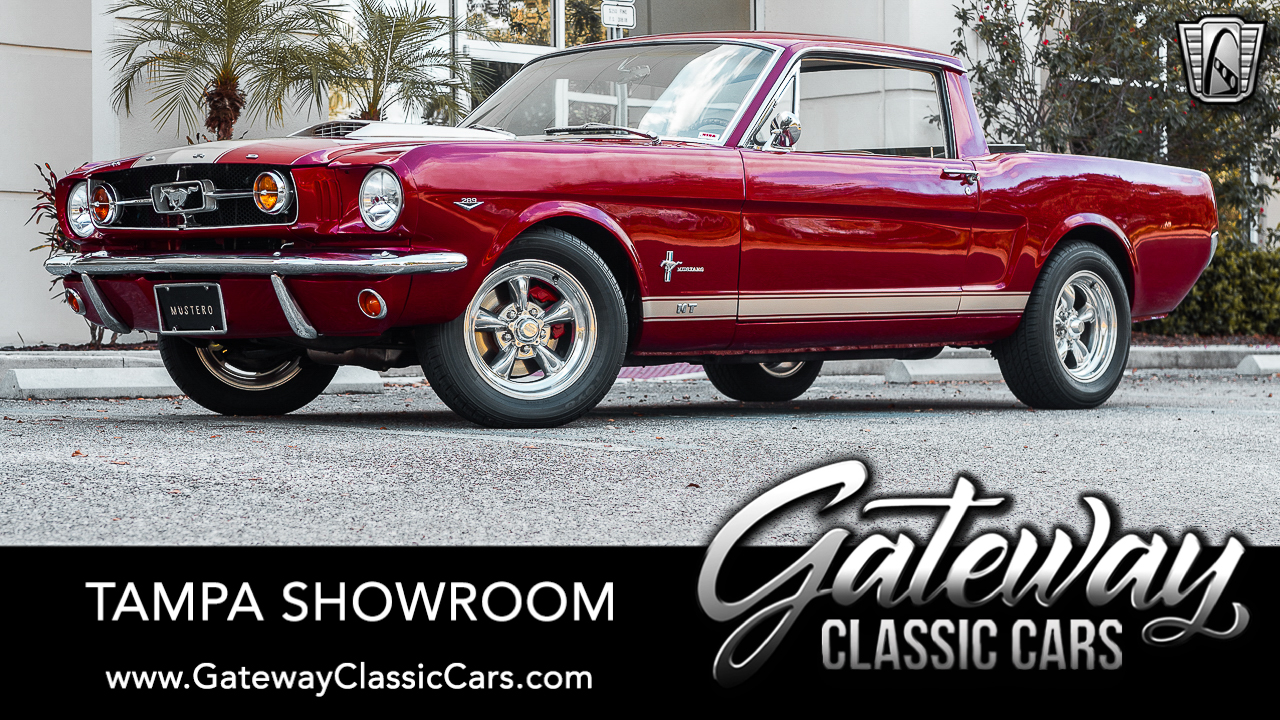 Used 1965 Ford Mustero Tribute